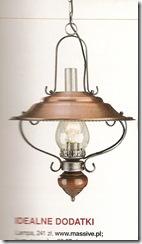 Lampa, czyli dlaczego lubię bazarki