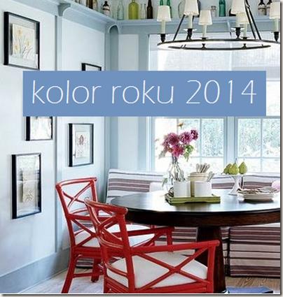 Kolor roku 2014