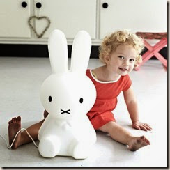 Trendy w pokoju dziecięcym: króliki
