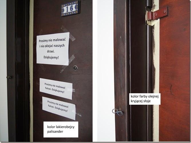 Stare drzwi - jak je ocalić?