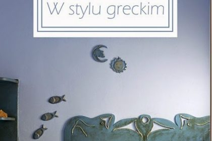 Błękity w stylu greckim