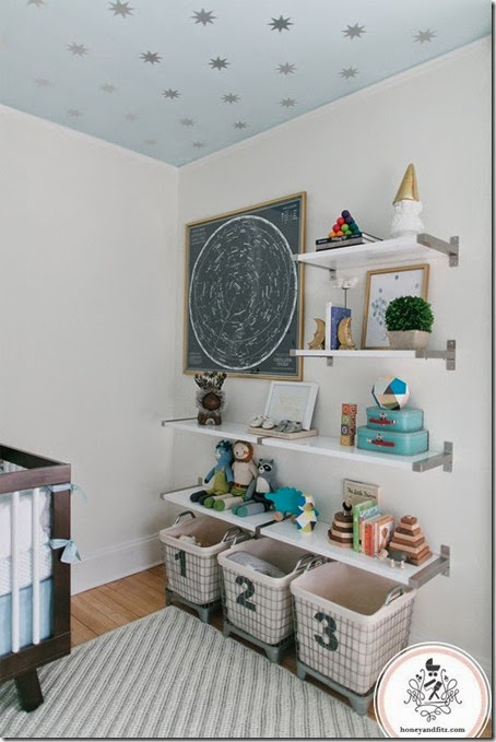 Baby Room Organization Ideas