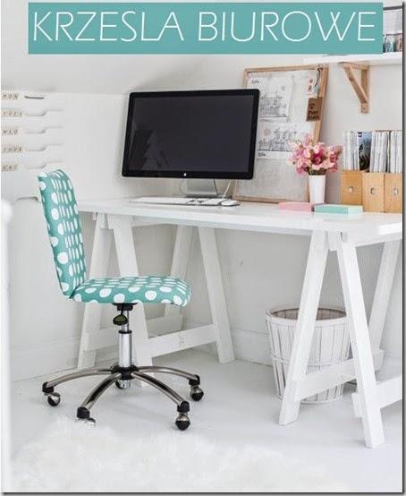 Czy krzesło na kółkach może być piękne?