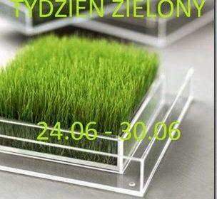 Tydzień zielony: zielona kuchnia
