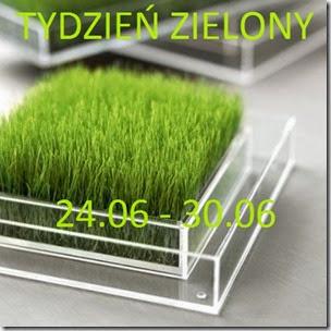 Tydzień zielony: jak używać koloru zielonego we wnętrzu?