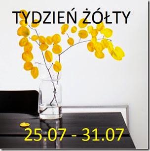 Tydzień żółty: czarno żółte wnętrza