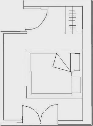 GŁOWA OD PORADY: Jak zorganizować małe biuro w sypialni?