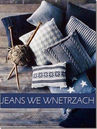 Trendy 2014/2015: mój świat w kolorze dżins
