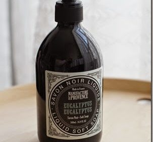 TRENDY: Dekoracja łazienki - brązowe butelki