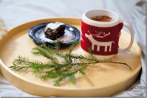Bożonarodzeniowe śniadanie