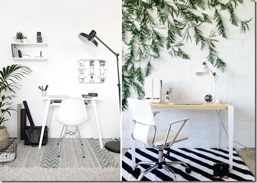 # 2 Wymień dywan na nowy: Jak wybrać dywan do domowego biura?