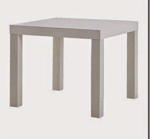 METAMORFOZY IKEA: stolik LACK