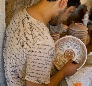 TRENDY: Marokańska ceramika