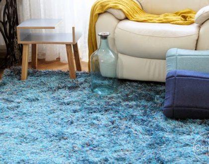 #5 Wymień dywan na nowy: salon