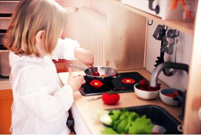 METAMORFOZY IKEA: kuchenki dla dzieci