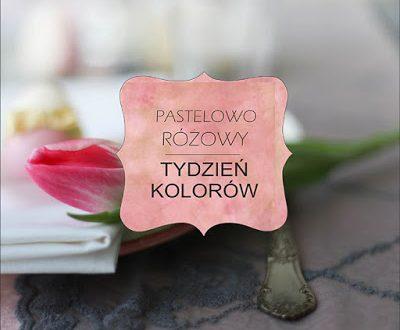 TYDZIEŃ PASTELOWO RÓŻOWY: 5 pomysłów na różowe wnętrze