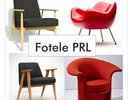 4 fotele z PRL, które musisz znać!