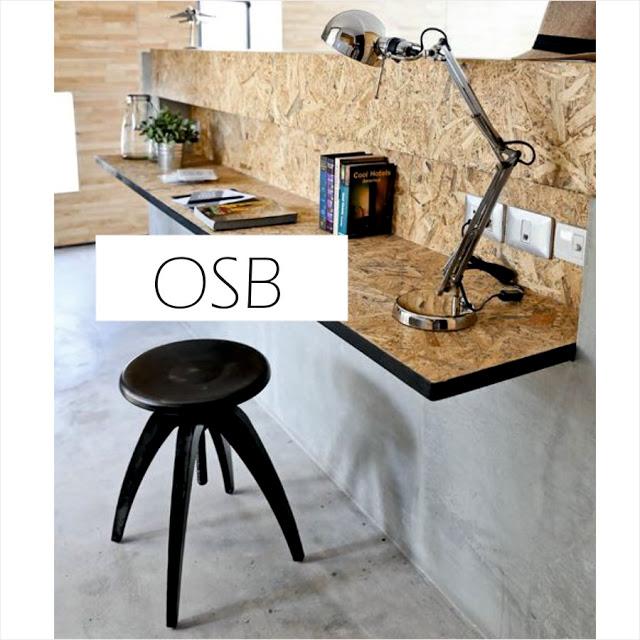 TRENDY: płyty OSB