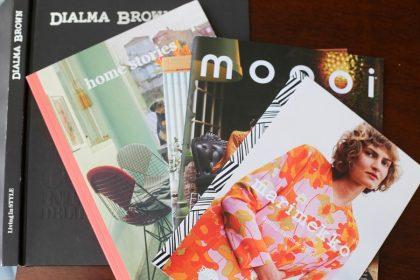 Marimekko kontra Vitra - cztery najpiękniejsze albumy, jakie przywiozłam z Mediolanu
