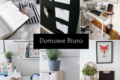 Top 10 pomysłów DIY, aby odmienić domowe biuro