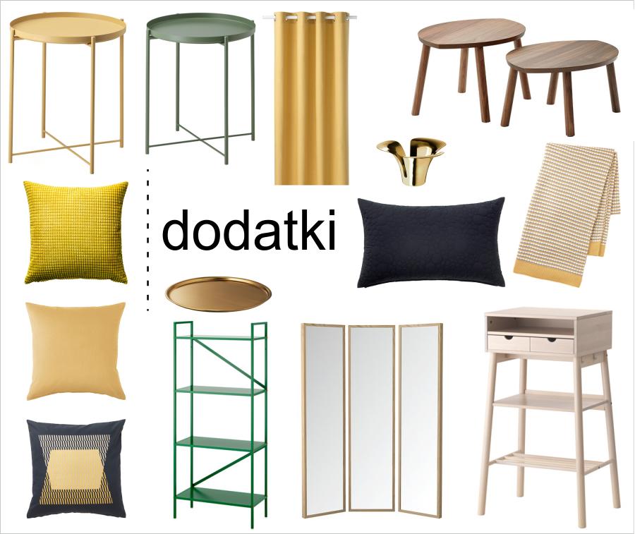 Projekt wn trza showroom by maciek sieradzky for Ikea draget
