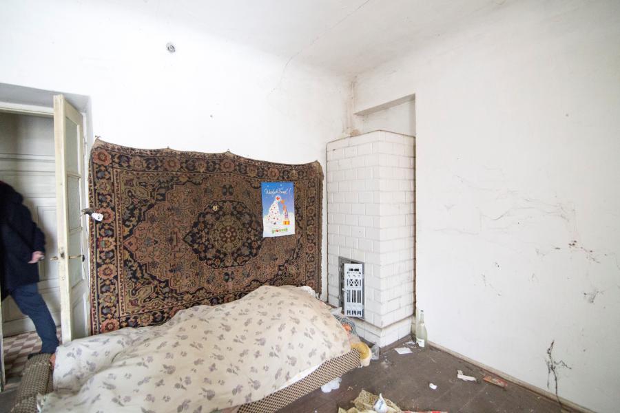 stary dom na sprzedaż