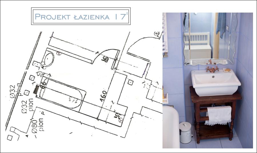 Projekt Łazienka