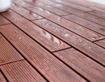 AKCJA BALKON: Jak dbać o drewniany taras?