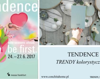 TRENDY KOLORYSTYCZNE - OUTDOOR [TENDENCE 2017]