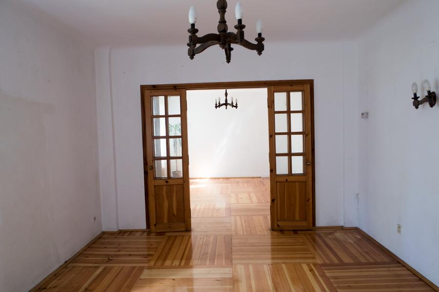 wnętrza w starym domu