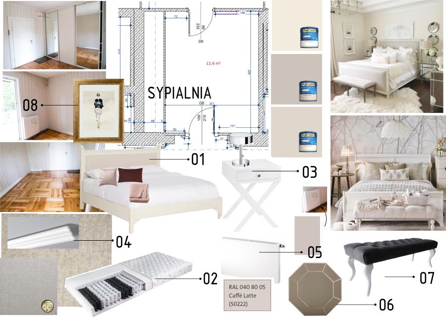 Jak urządzić sypialnię w stylu klasycznym?