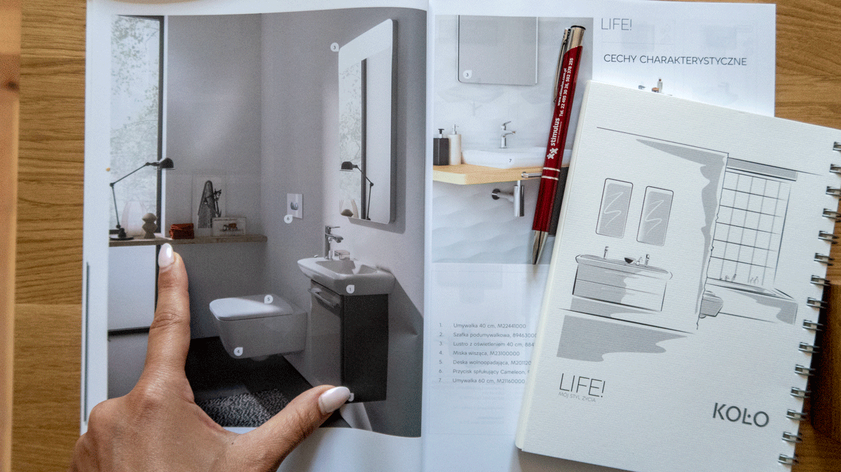 Jak zaprojektować łazienkę, która będzie łatwa do sprzątania?