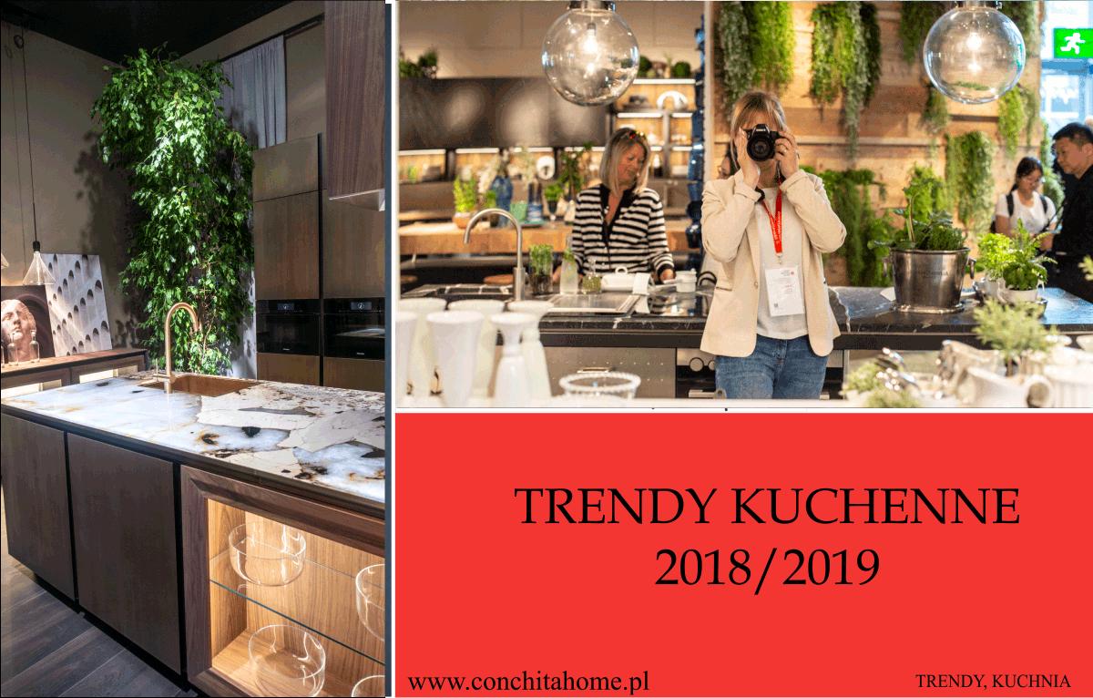 TOP 10 TRENDY KUCHENNE 2018/2019