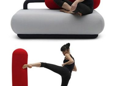 Boxing Sofa