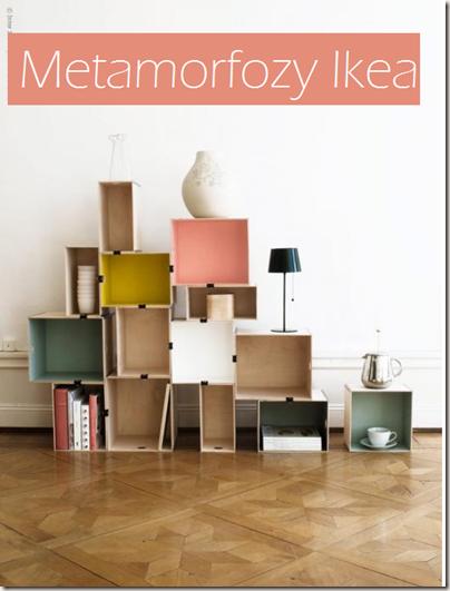 Metamorfozy z Ikea