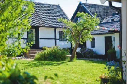 Skandynawski domek z nutką orientu