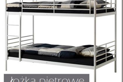 Przegląd łóżek dla dwójki, czyli jak urządzić pokój dla niemowlaka i dwulatka?