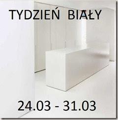 Tydzień biały: łazienka