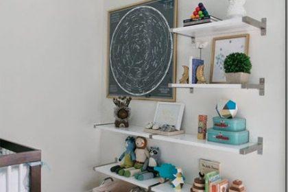 Jak utrzymać porządek w pokoju dziecięcym? 6 sposobów na przechowywanie zabawek.