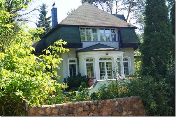 Architektura w moim aparacie: mój były wymarzony dom