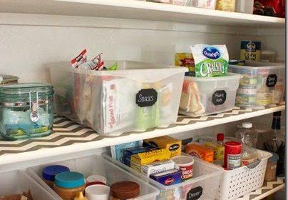Jak zorganizować domową spiżarnię?