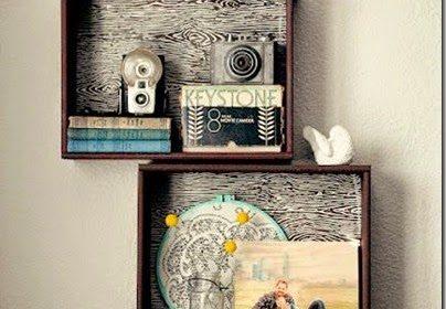 10 sposobów na wykorzystanie starej szuflady?