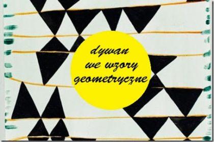 Trendy: Geometryczne dywany