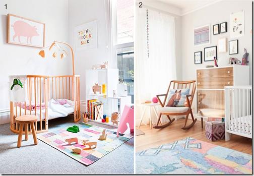 Wymień dywan na nowy: Jak wybrać dywan do pokoju dziecięcego?
