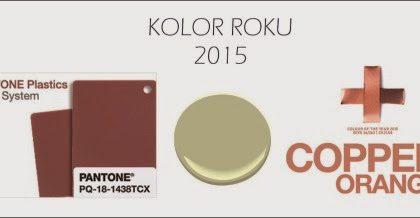 Kolory roku 2015