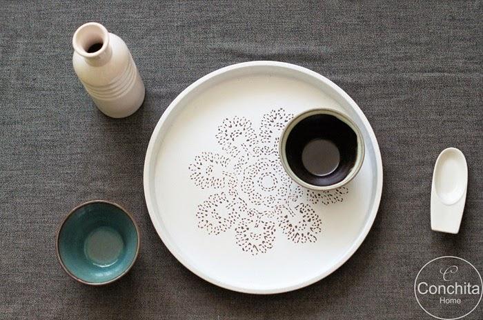 DIY: marokańska taca za 10zł