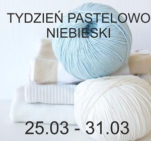 TYDZIEŃ PASTELOWO NIEBIESKI: baby blue