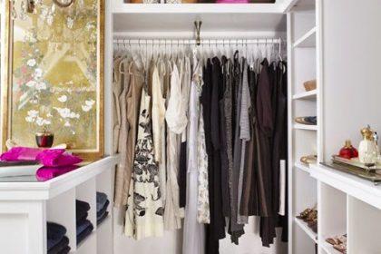 WIOSENNE PORZĄDKI: 12 sposobów na organizację szafy
