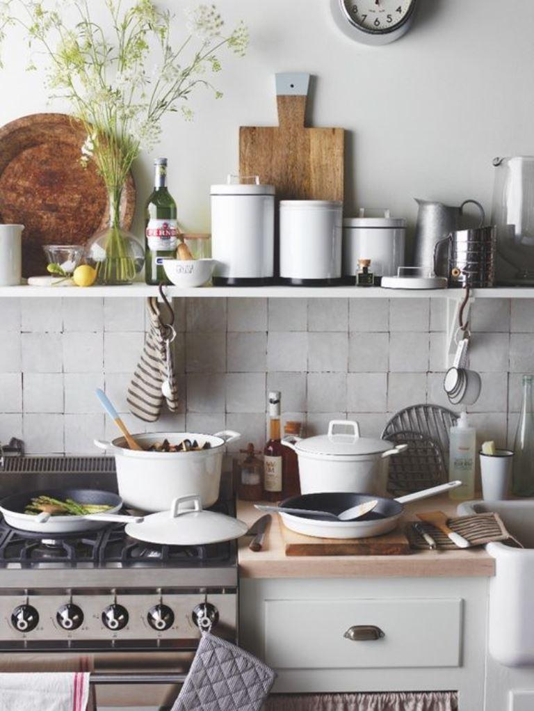 TRENDY: Deski do krojenia jako elemnet dekoracyjny w kuchni