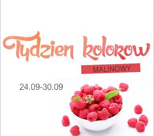 TYDZIEŃ MALINOWY: malina czyli róż czy czerwień?